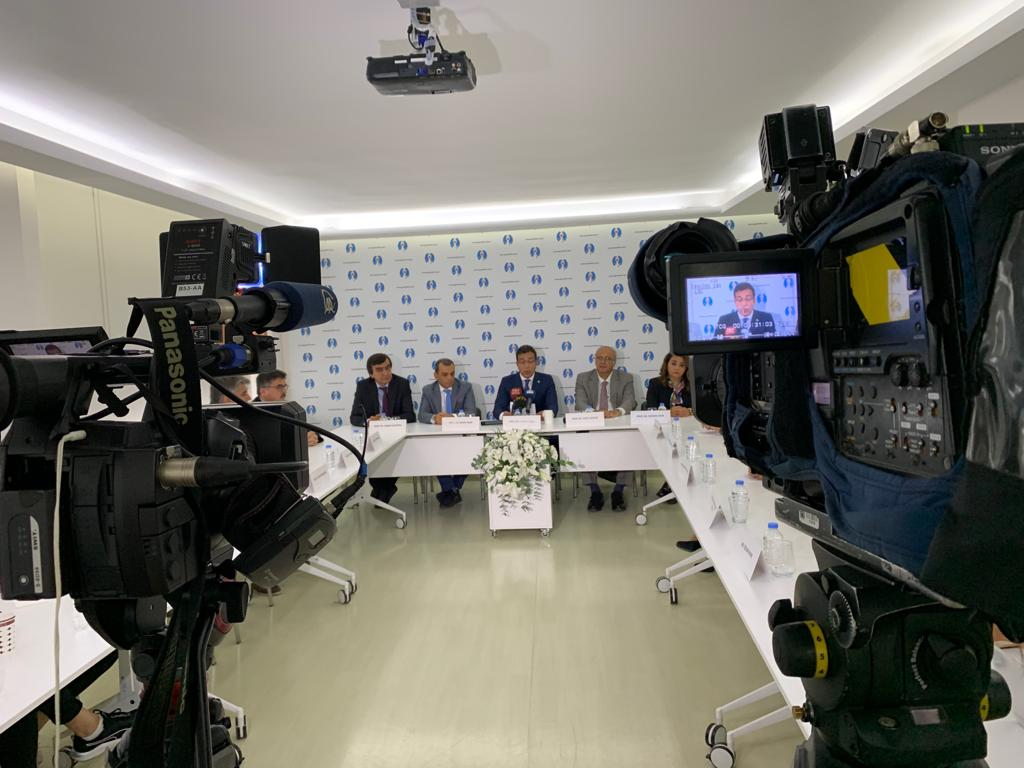September 13, World Sepsis Day Press Conference